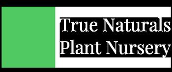 True Naturals Plant Nursery logo
